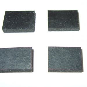 Four new rubber feet for ZX Spectrum