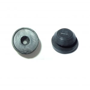 Original round rubber feet for Spectrum+