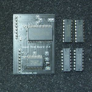 RAM upgrade kit for 16KB Spectrum (to 48K) PCB version