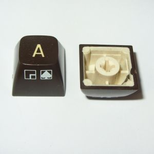 Type 2 Spare Key (Breadbin C64) Grade 2.0