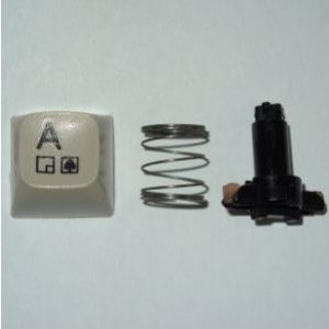 Spare Key (C64C white keys) Grade 2