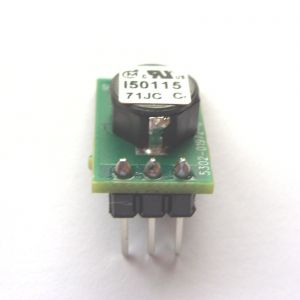 Switch Mode 5v Regulator - Modded for horizontal mount (replaces 7805)