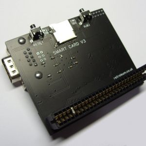 Retroleum SMART Card V2 interface for Sinclair ZX Spectrum