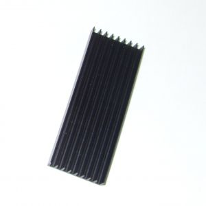 Heatsink for 40 pin DIL Chips - Self Adhesive