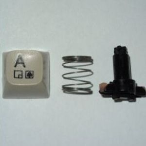 Spare Key (C64C white keys) Grade 1