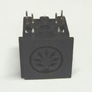Power socket for Commodore 64 - Early type 7 Pin DIN *NEW*