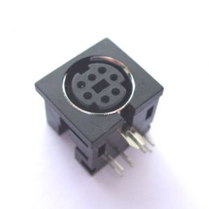 Plus 4 1531 Cassette Port Socket